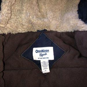 OshKosh B'gosh Jackets & Coats - Osh Kosh Boys 5T heavy coat